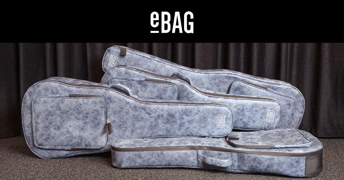 eBag: Custodie per Chitarre e Bassi