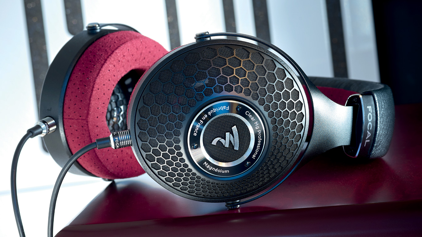 Focal Clear Mg Professional cuffia per lo studio di registrazione, mix, mastering
