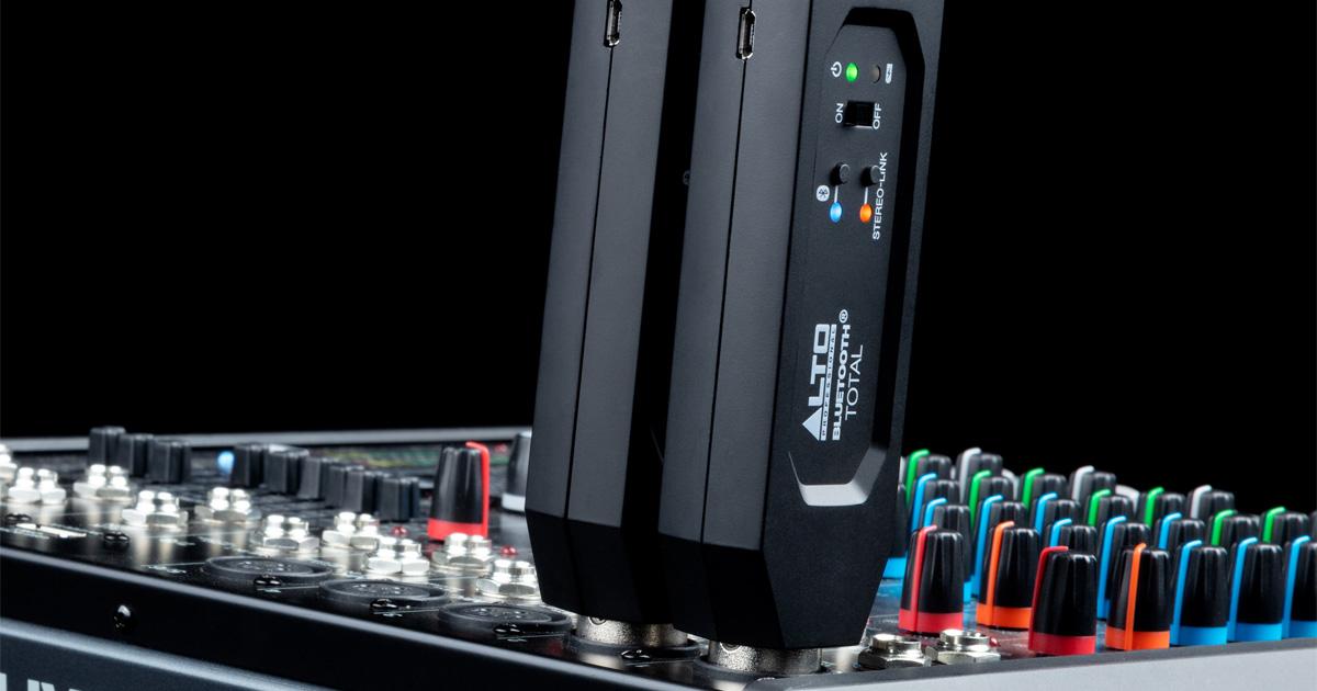 Crea configurazioni Stereo Bluetooth con un altro Bluetooth Total 2 o un Bluetooth Ultimate