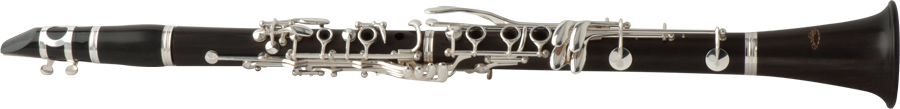 MCL-10B Clarinetto 17 chiavi in Sib