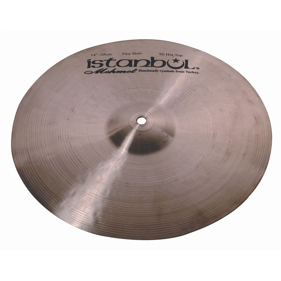 HHFH-13 Hi-Hat Flat Hole Bottom 13
