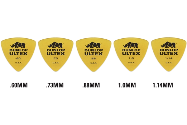 Dunlop - 426R1.14 Ultex Triangle 1.14mm