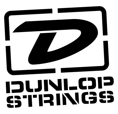 Dunlop - DPV43B Corda Singola Rivestita Ball End, Box/12