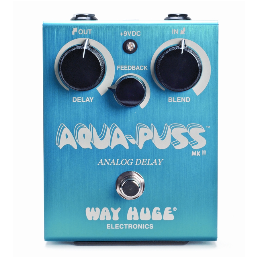 WHE701 Aqua-Puss Analog Delay