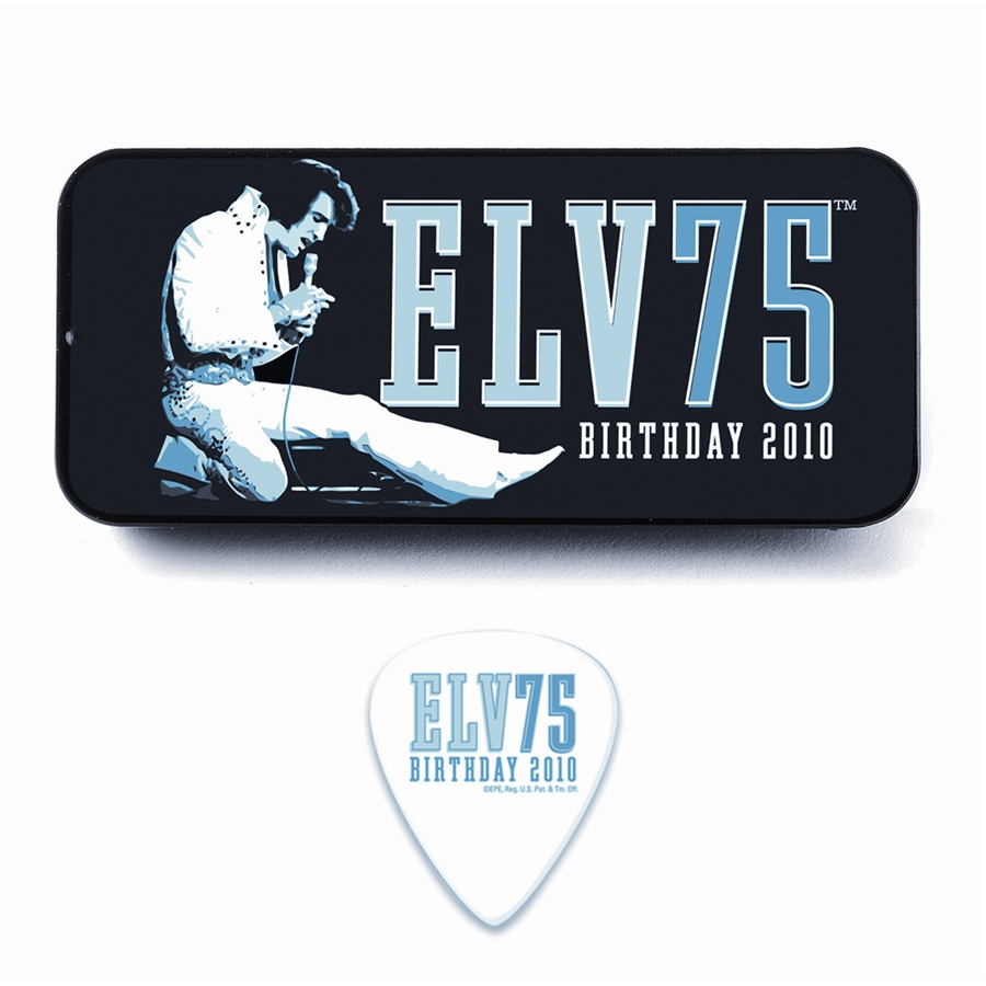 EPPT05 ELVIS 75TH TIN - EA