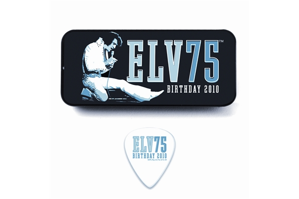 Dunlop - EPPT05 ELVIS 75TH TIN - EA