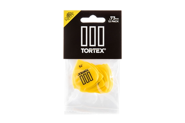 Dunlop - 462P Tortex III Yellow .73