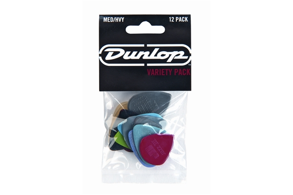 Dunlop - PVP102 VarietyPack Medium/Heavy