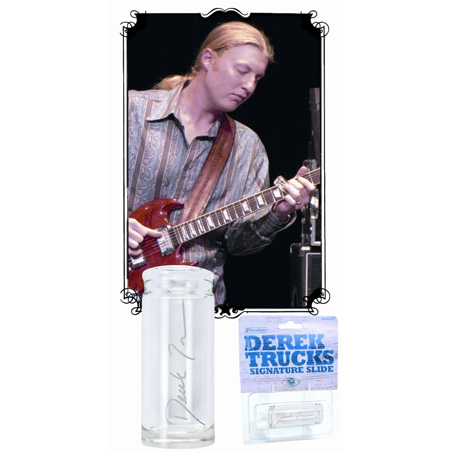 DT01 DEREK TRUCKS Sign. Slide