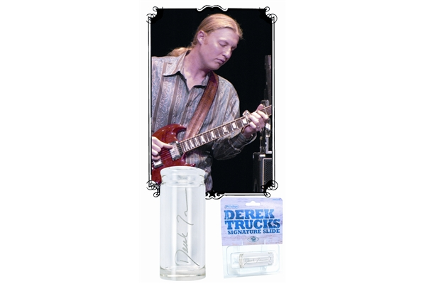 Dunlop - DT01 DEREK TRUCKS Sign. Slide