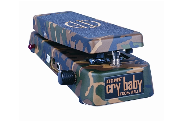 Dunlop - DB01 Dimebag Signature Cry Baby Wah