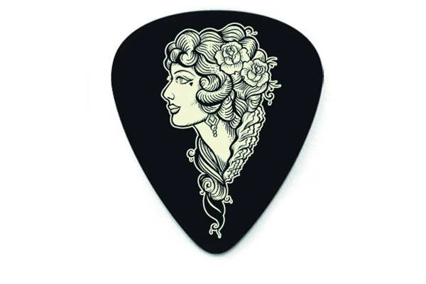 Dunlop - L17R.73 Voodoo Queen .73mm Bag/36