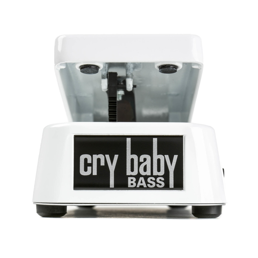 105Q Cry Baby Bass Wah