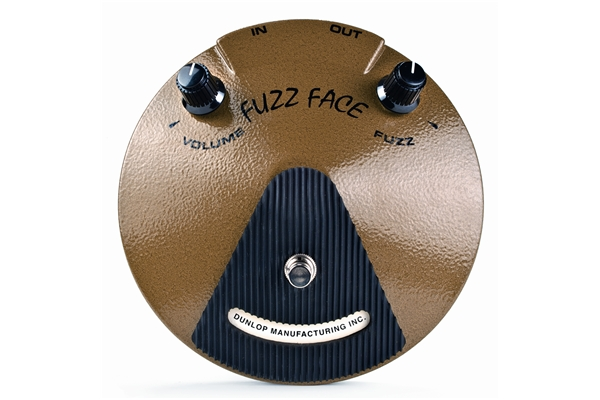 Dunlop - EJF1 Eric Johnson Signature Fuzz Face Distortion