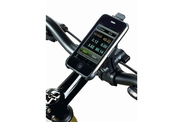 Dunlop - D65BK iPhone 3 Bike Stand
