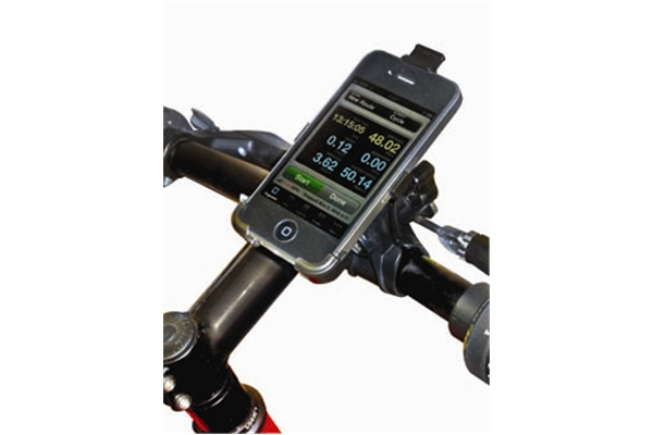 Dunlop - D66BK iPhone 4 Bike Stand