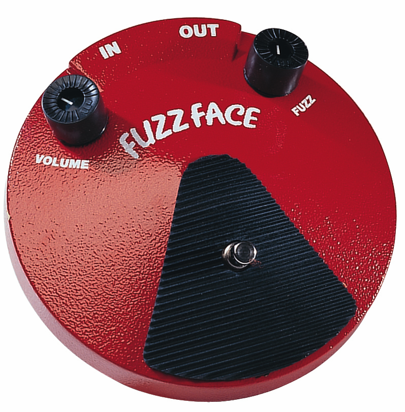 JDF2 Fuzz Face Distortion