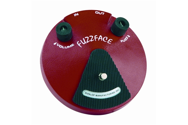Dunlop - JDF2 Fuzz Face Distortion