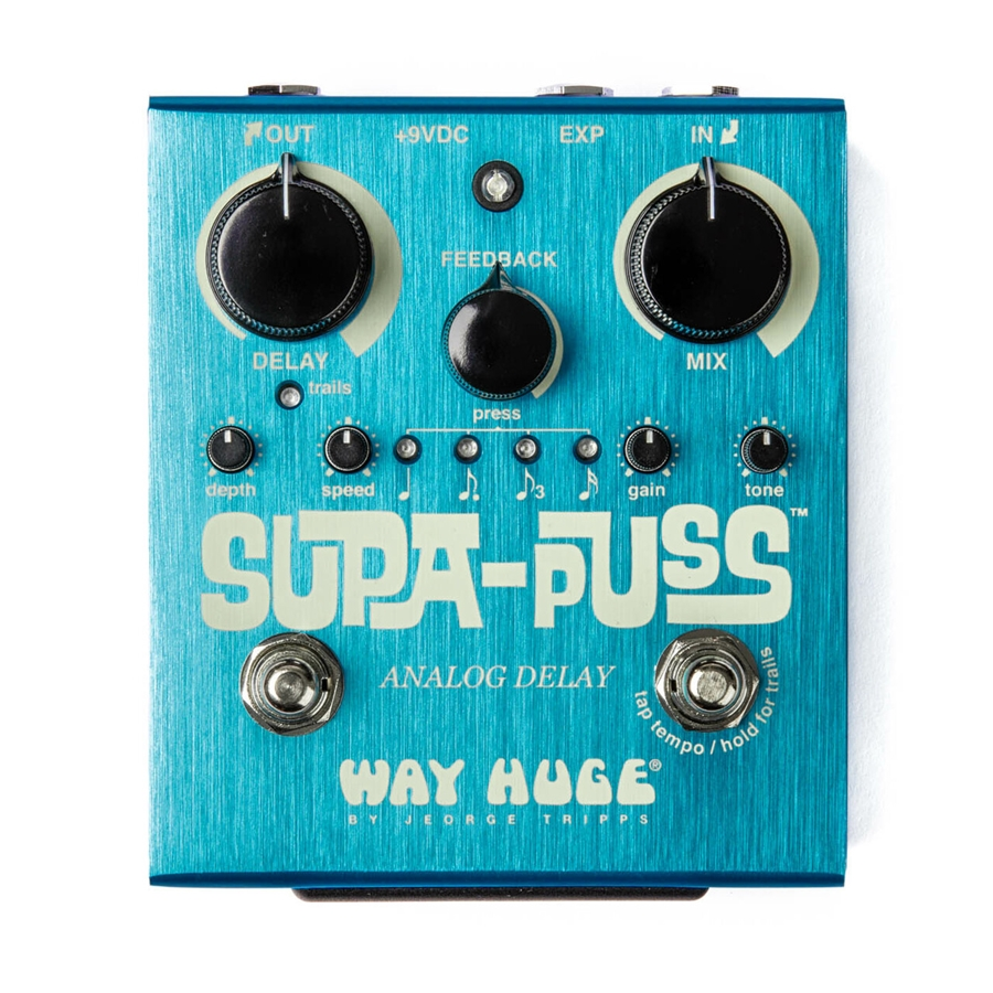 WHE707 Supa-Puss Analog Delay