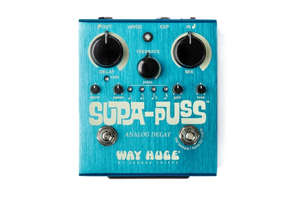 Dunlop - WHE707 Supa-Puss Analog Delay