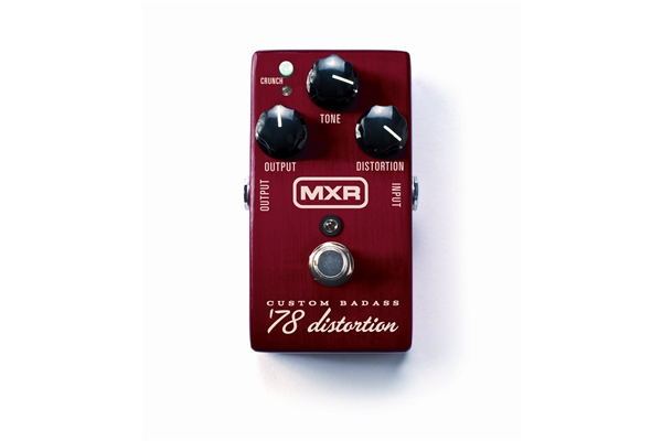 Mxr - M78 Custom Badass '78 Distorsion