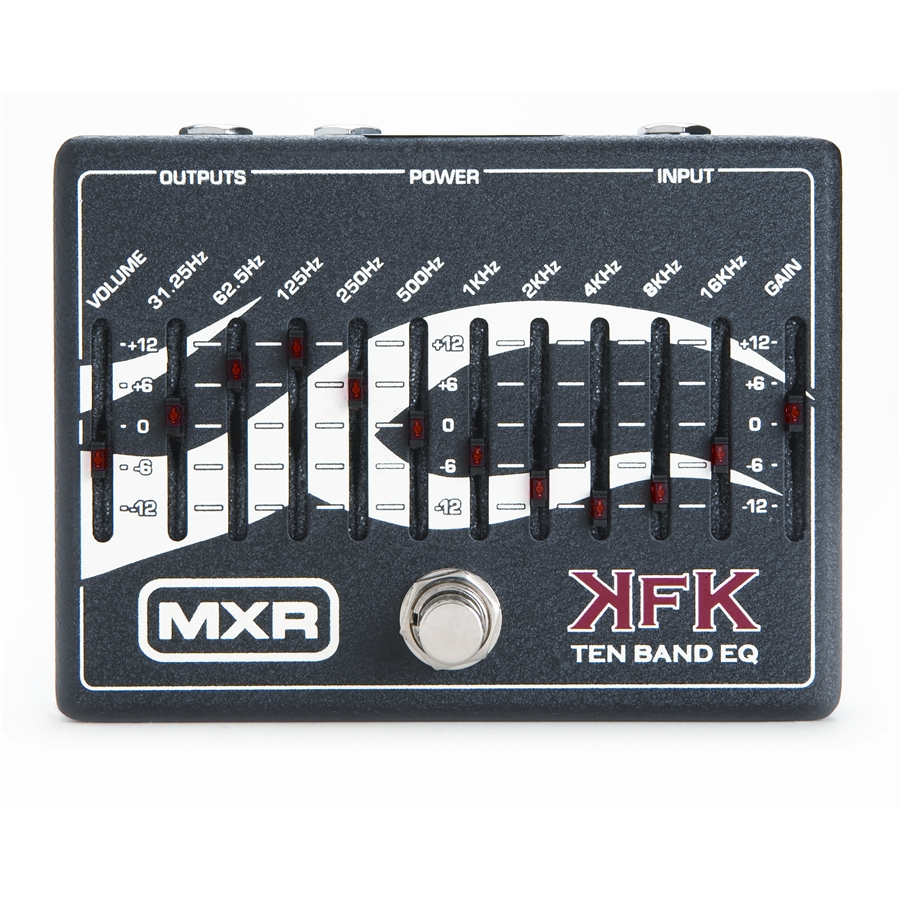 KFK1 Kerry King Ten Band EQ
