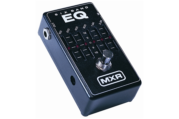 Mxr - M109 Six Band Graphic EQ