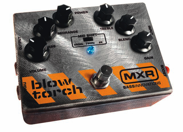 M181 Blow Torch Distortion