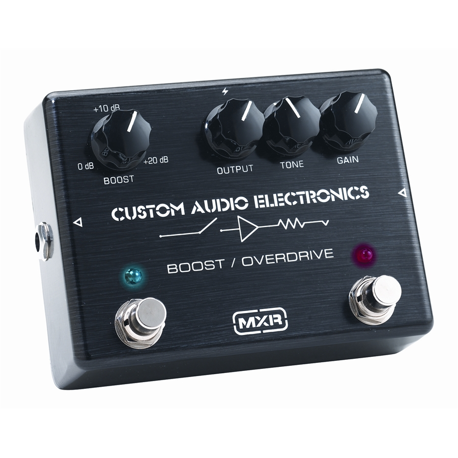 MC402 Boost/Overdrive