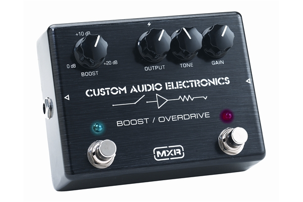 Mxr - MC402 Boost/Overdrive