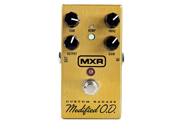 Mxr - M77 Custom Badass Modified Overdrive