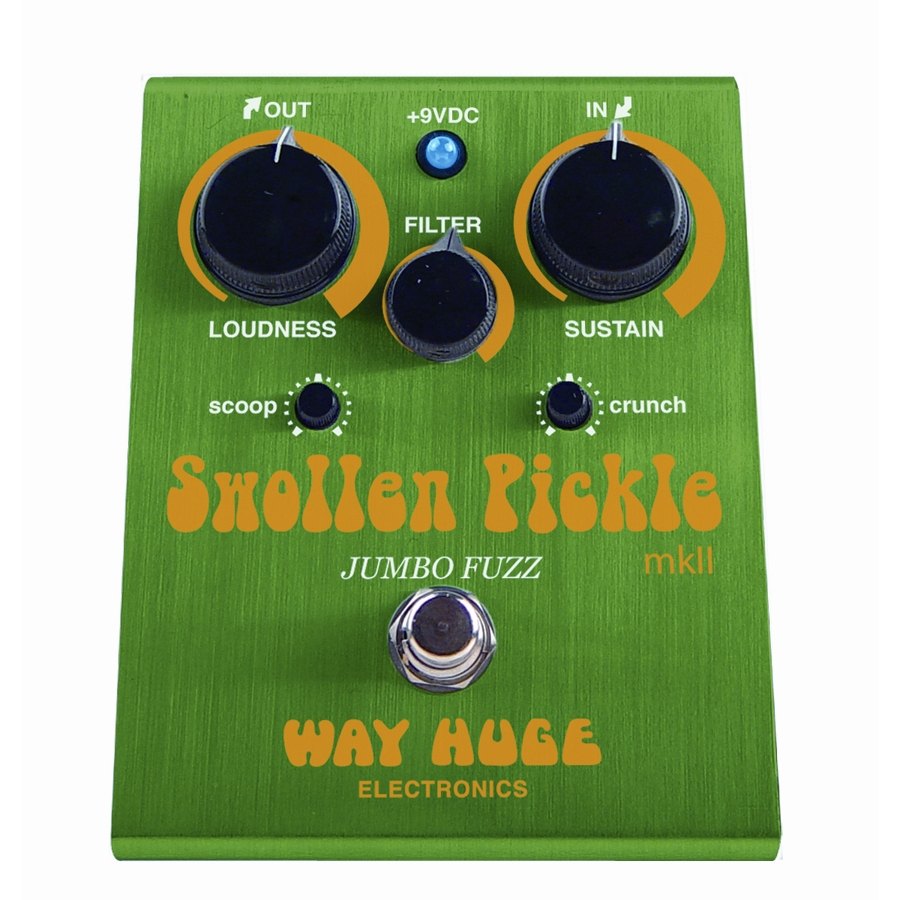 WHE401 Swollen Pickle Jumbo Fuzz