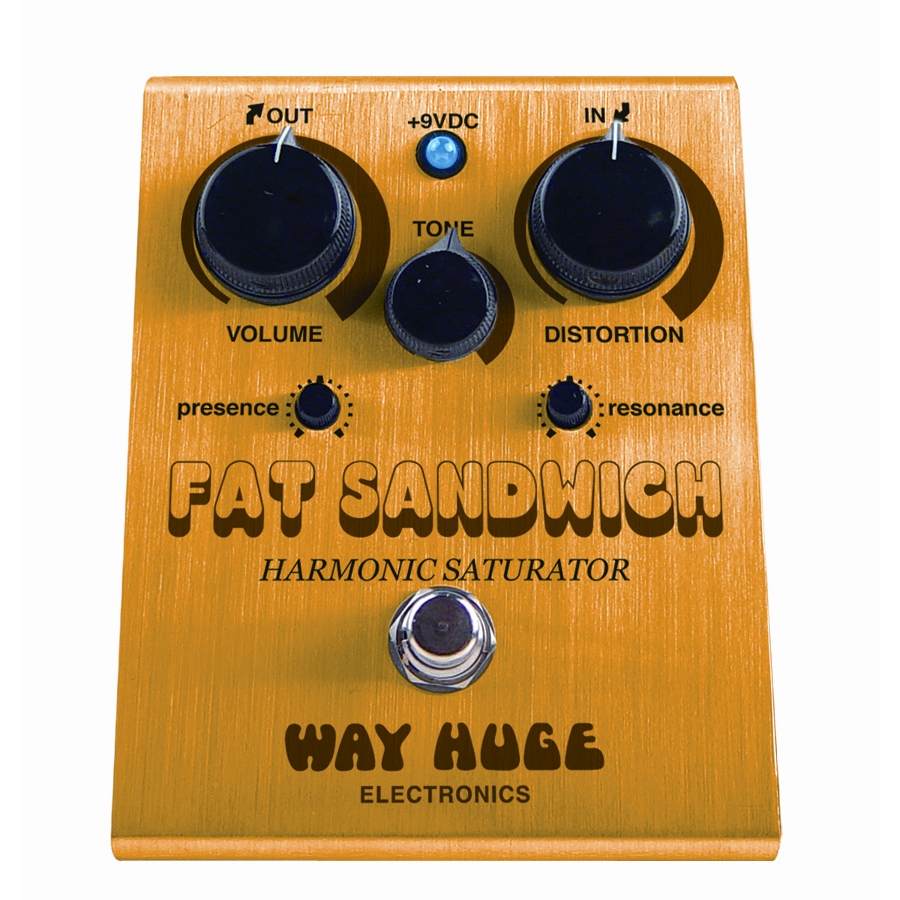 WHE301 Fat Sandwich Distortion
