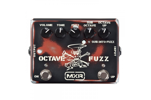 Mxr - SF01 Slash Octave Fuzz