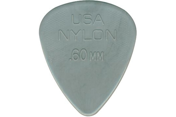 Dunlop - 44R.60 Nylon Standard LightGrey .60mm