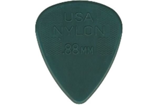 Dunlop - 44R.88 Nylon Standard DarkGrey .88mm