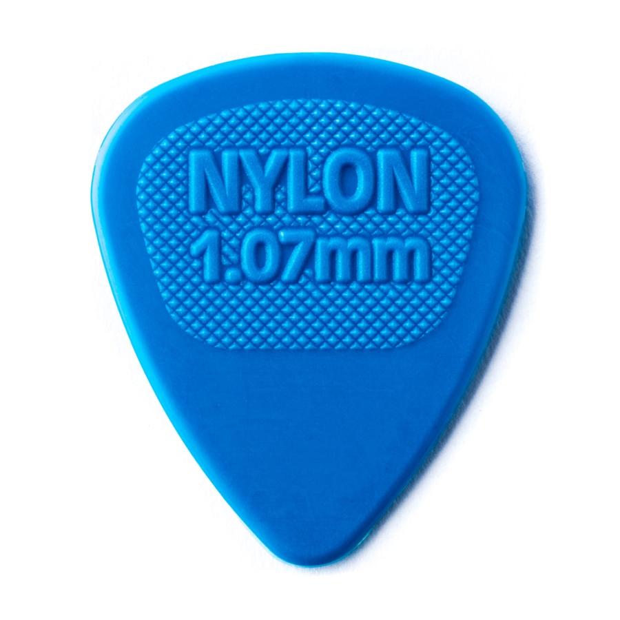 Dunlop 443R1.07 Nylon Midi Blue 1.07mm