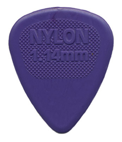 443R1.14 Nylon Midi Purple 1.14mm