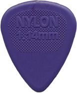 Dunlop - 443R1.14 Nylon Midi Purple 1.14mm