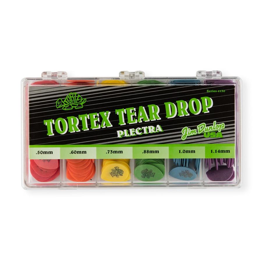 Dunlop 4130 Tortex Tear Drop