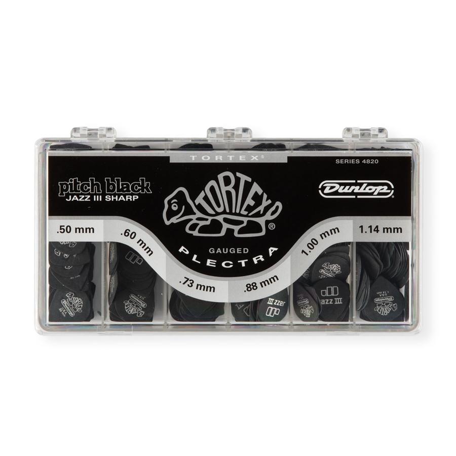 Dunlop 4820 Pitch Black Jazz III