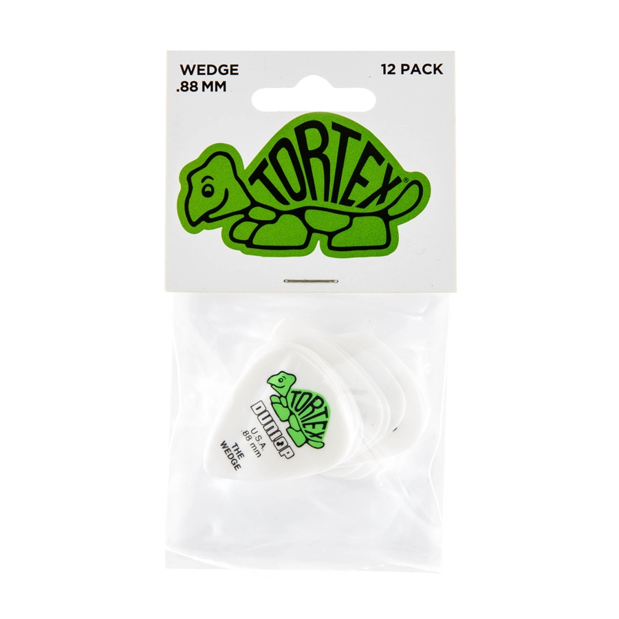424P Tortex Wedge Green .88
