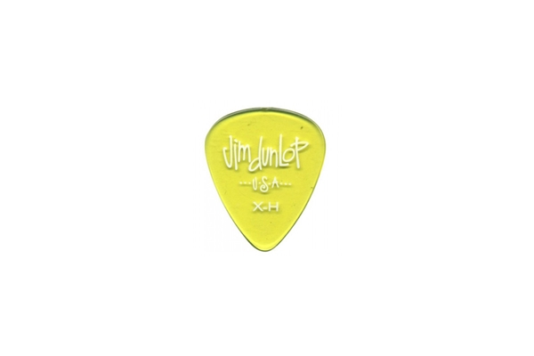 Dunlop - 486RXH Gels Yellow Extra Heavy