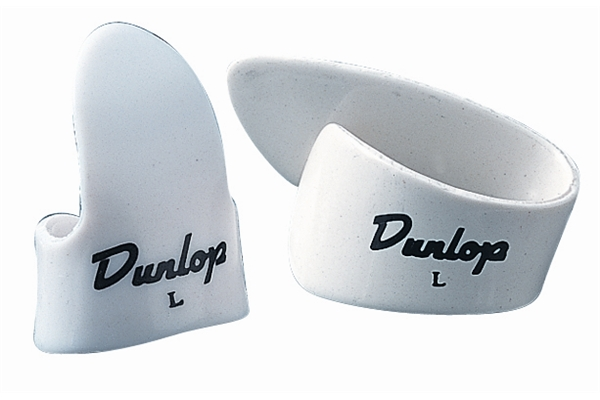Dunlop - 9003P THUMB LARGE - PLAYER'S PACK 4 PLETTRI