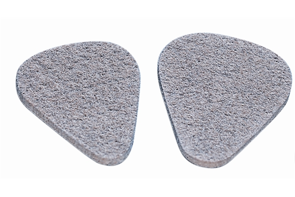 Dunlop - 8011 Felt Picks Nick Lucas 3.2mm