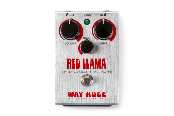 Dunlop - WHE206 Red Llama 25th Anniversary