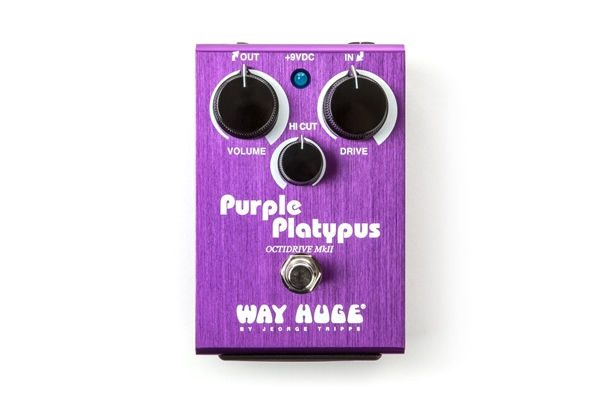 Way Huge - WHE800 Purple Platypus Octidrive MkII
