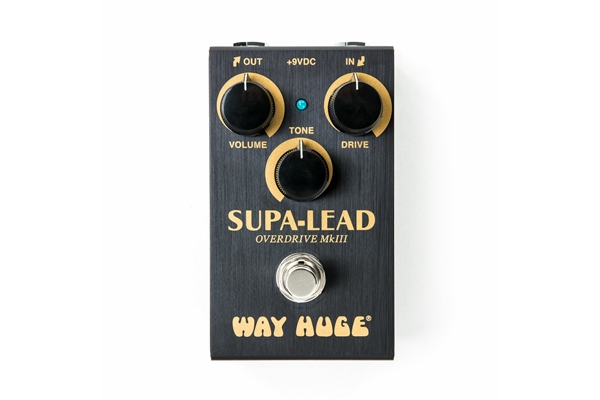 Dunlop - WM31 Supa-Lead Overdrive