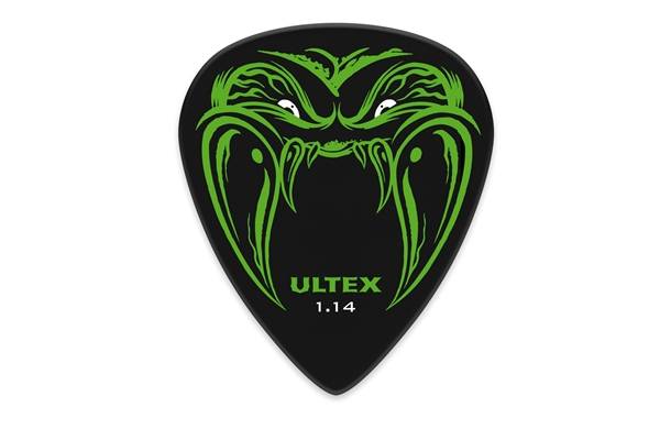 Dunlop - PH112R1.14 Ultex Black Fang 1.14mm