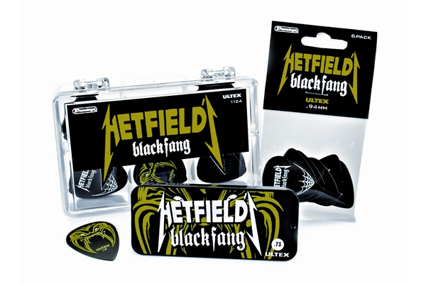 Dunlop - PH1120 Black Fang Hetfield